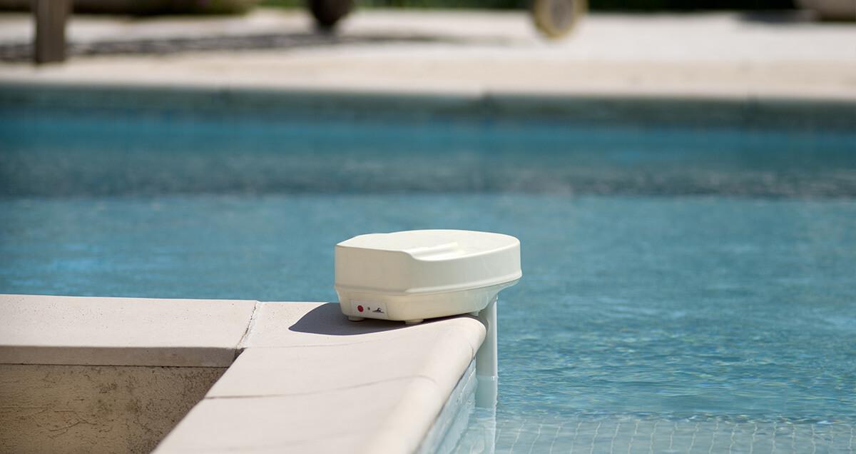 alarme de sécurité pour piscine