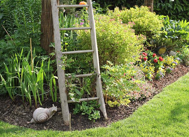 J'entretiens mon jardin