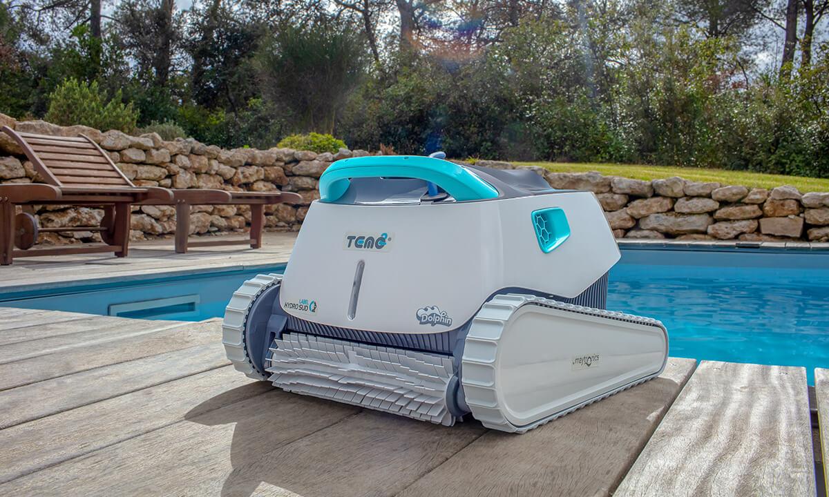 robot piscine Label HydroSud Temo 2