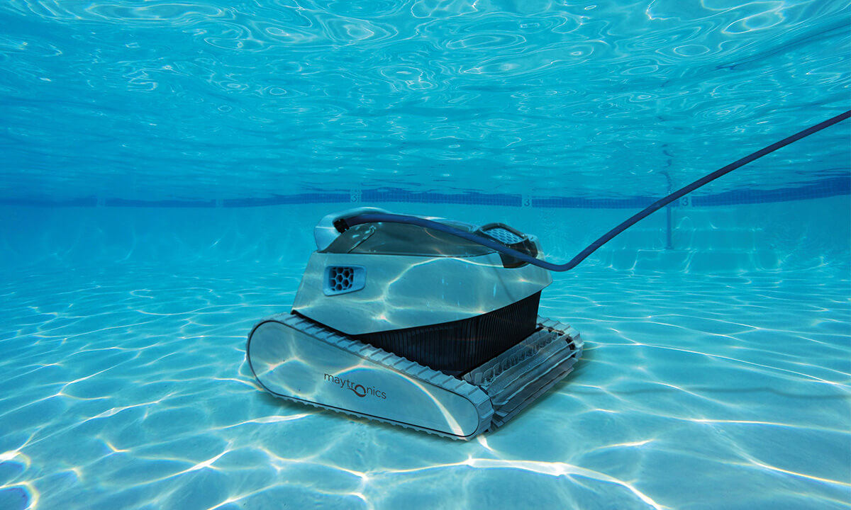 robot de piscine Temo