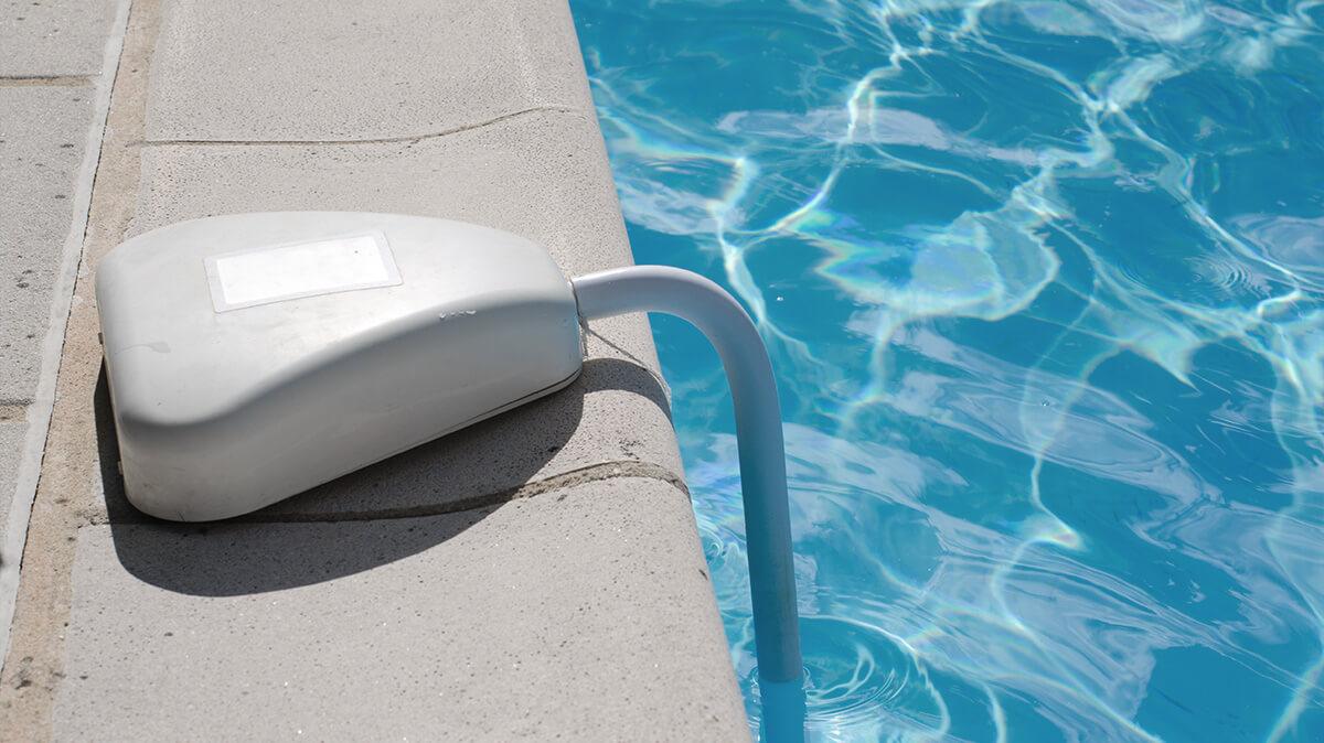 Alarme de sécurité piscine