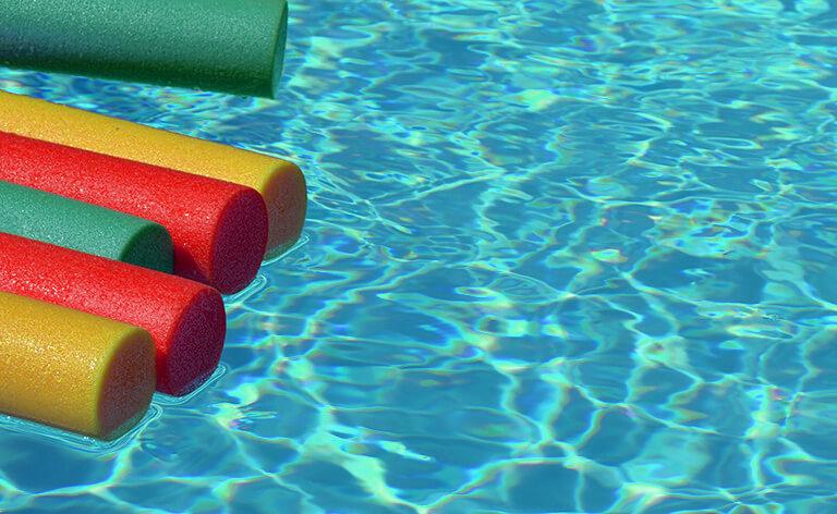 Frites dans l'eau