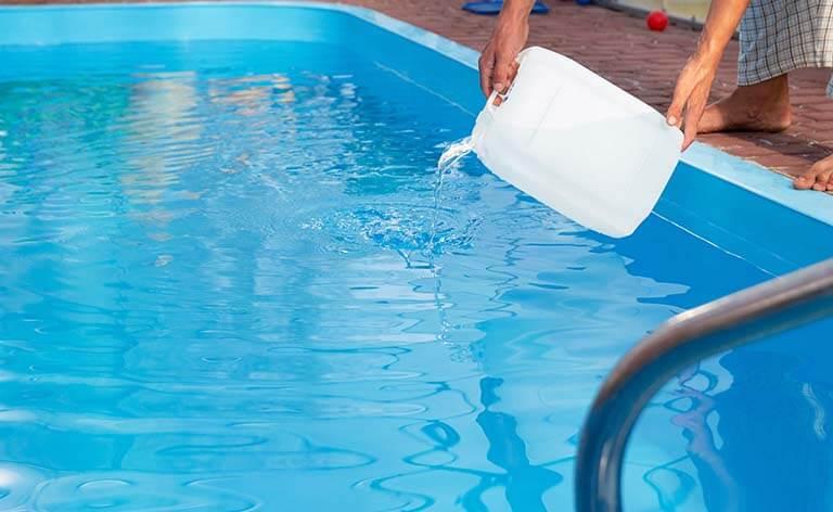 traitement écologique pour la piscine
